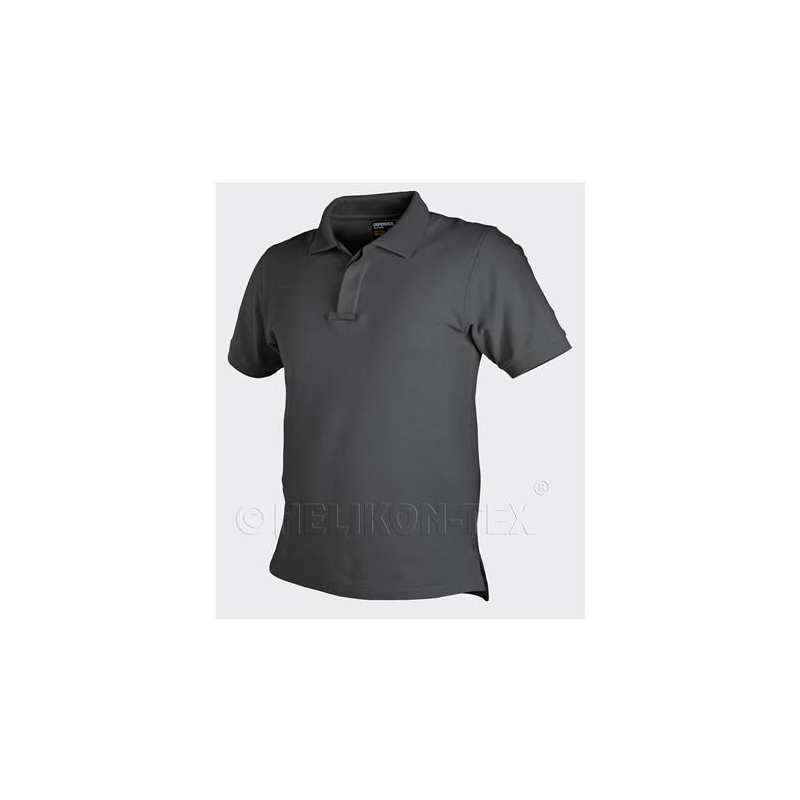 Polo Shirt DEFENDER - black