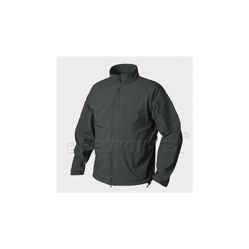 Softshell Commander Jacket  – Jungle Green