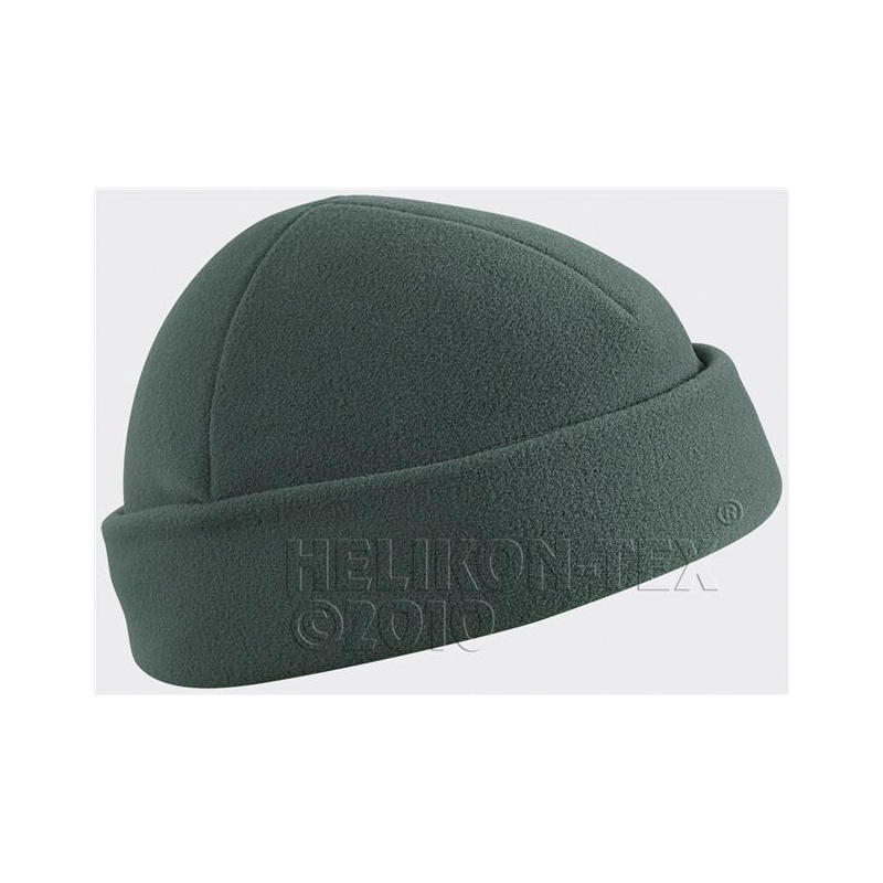 Fliismüts Watch Cap - Foliage Green