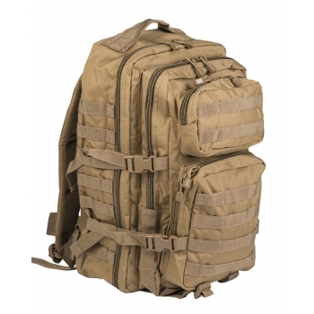 US Assault Backpack - Coyote 36 l