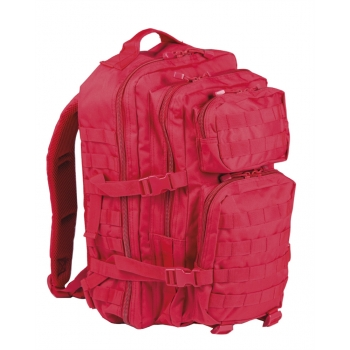 US Assault Backpack - Red 36 l