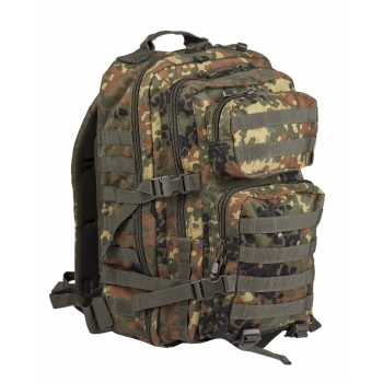 Seljakott US Assault - Flecktarn 36 l