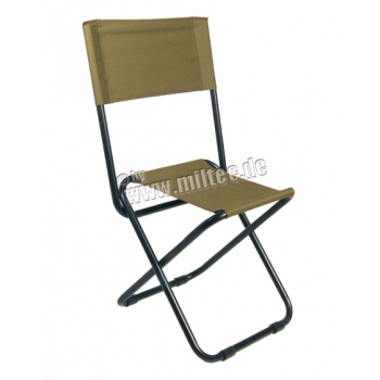 Camping Folding Chair - Coyote