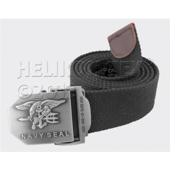 Navy Seal's Belt - Black
