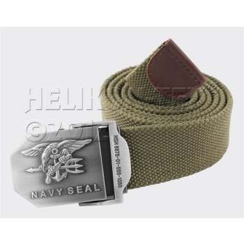Navy Seal's Belt - Olive