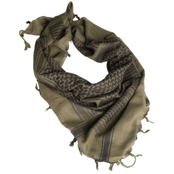 Shemagh - Olive/Black