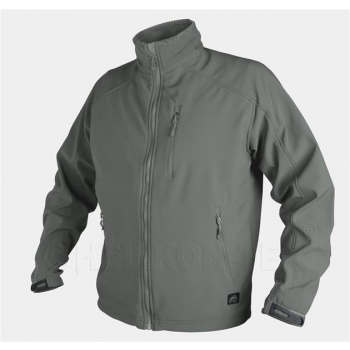 Delta Jacket - Shark Skin – Foliage Green