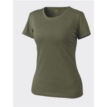 Naiste t-särk - oliiv