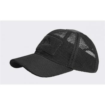 BBC Mesh Cap - black