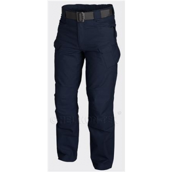 Püksid UTL, puuvill - Navy Blue