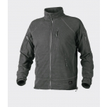 ALPHA TACTICAL Jacket - Grid Fleece - Shadow Grey