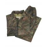 Wet Weather Suit - Flecktarn XL