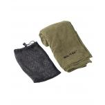 Microfiber towel 60 x 120 cm - Olive