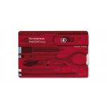 Victorinox - SwissCard Classic - punane