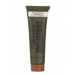 NATO Camo Face Paint Tube 30GR - brown