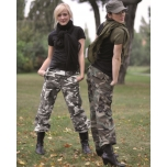 US BDU Women Field Pants - Woodland