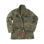Kids Jacket - Ranger - Flecktarn