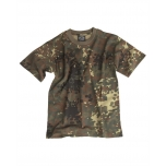 Kids T-Shirt - Flecktarn