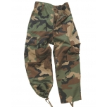 Kids Pants BDU - Woodland