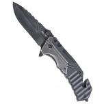CAR KNIFE G10 STONE WASHED