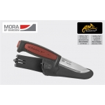 Morakniv® PRO C Carbon Steel - punane