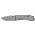 Nuga Schrade - Drop Point Folding Framelock Knife