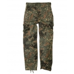BDU Ranger Field Pants - Flecktarn