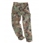 BDU Trousers - US Woodland
