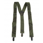 WOODLAND SUSPENDERS WITH CLIP