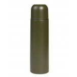 Stainless Steel Thermo Bottle 0,5l - Olive