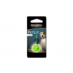 Nit Ize PetLit LED Collar Light - Lime