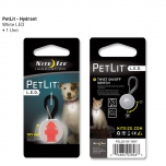 Nit Ize PetLit LED Collar Light - Red