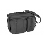 Taktikaline laptopi kott / seljakott 101 Inc. - must