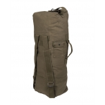 US Duffle Bag With Double Strap - Olive