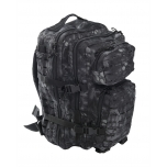 Seljakott US Assault Lasercut - Mandra Night 36 l