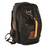 "Deployment Bag 6"" - Black 20 l"