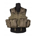 OD Tactical Vest - Olive Green