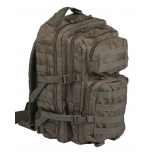 US Assault Backpack - Olive Green 36 l