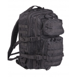 US Assault Backpack - Black 36 l