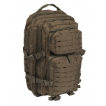 US Assault Lasercut Backpack - Olive 36 l