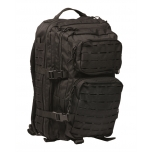 US Assault Lasercut Backpack - Black 36 l