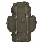 German Import Large Rucksack - Olive 65 l