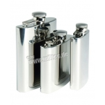 Stainless Steel Flask -  220 ml