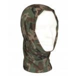 Multi Function Headgear - Woodland