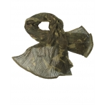 Net Scarf - British Camo