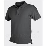 Polo Shirt DEFENDER - black