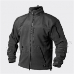 Fleece Classic Army - black