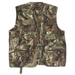 Camo Hunting And Fishing Vest