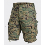 ACU Shorts - USMC Digital Woodland