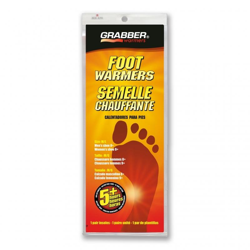 GRABBER Foot Warmers